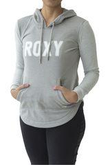 Roxy GR/BL de Mujer modelo ALL SAME DAYS Poleras Deportivo
