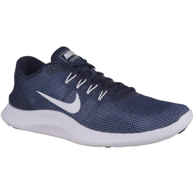 brand new a067f c84ae Zapatilla de Hombre Nike Acero   blanco nike flex 2018 rn