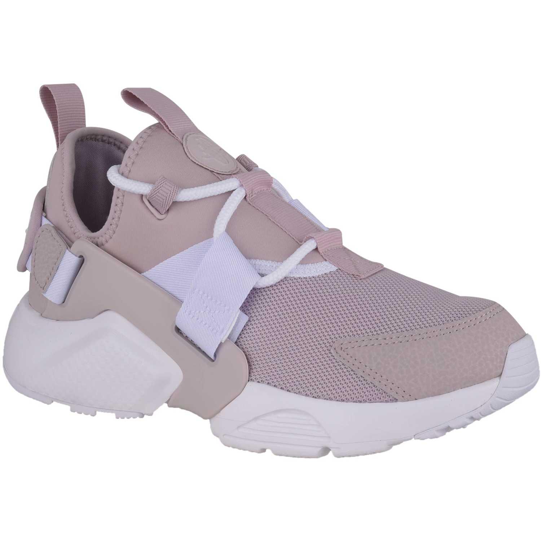 new style d5b60 28c57 Zapatilla de Mujer Nike Rosado  blanco w nk air huarache city low