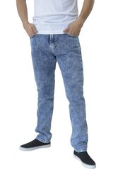 Jean de Hombre CUSTER ACID BLUE WASH M