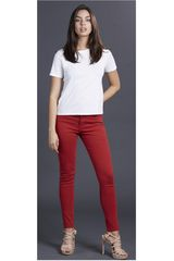 CUSTER Map/cor de Mujer modelo COLOR W Pantalones Casual Jeans
