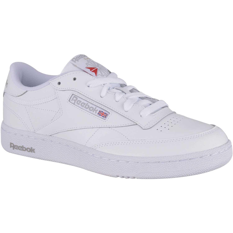 Zapatilla de Hombre Reebok Blanco club c 85