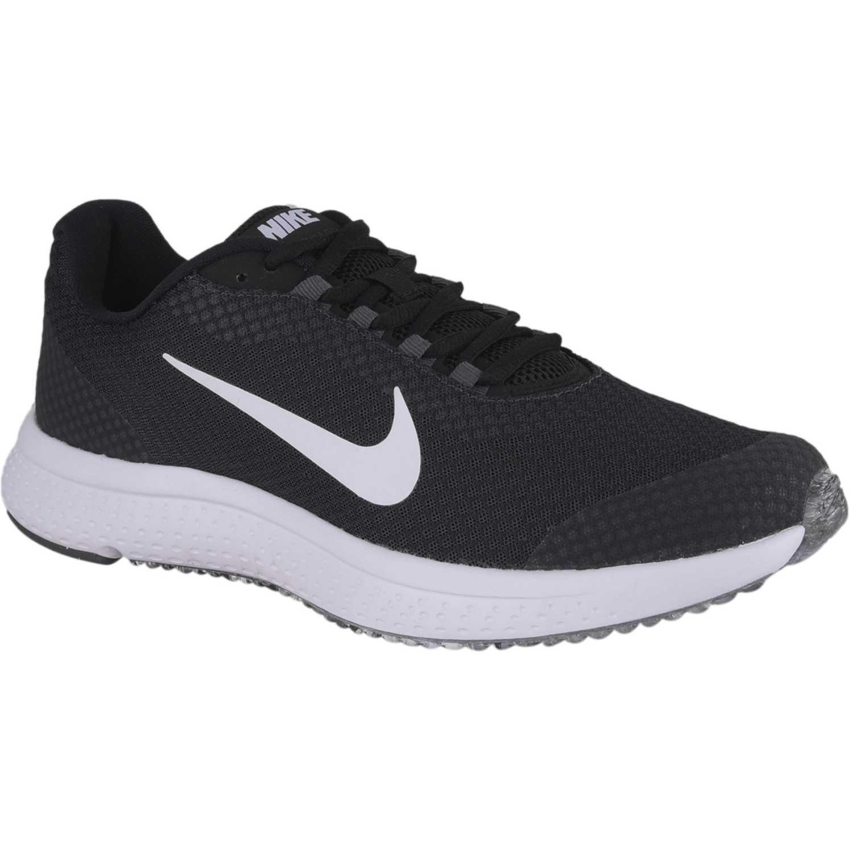 c292db188e8ba Zapatilla de Hombre Nike Negro   blanco nike runallday