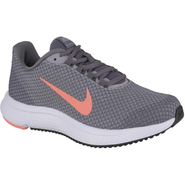 Zapatilla de Mujer Nike plomo   coral wmns nike runallday ... 954bf425a62
