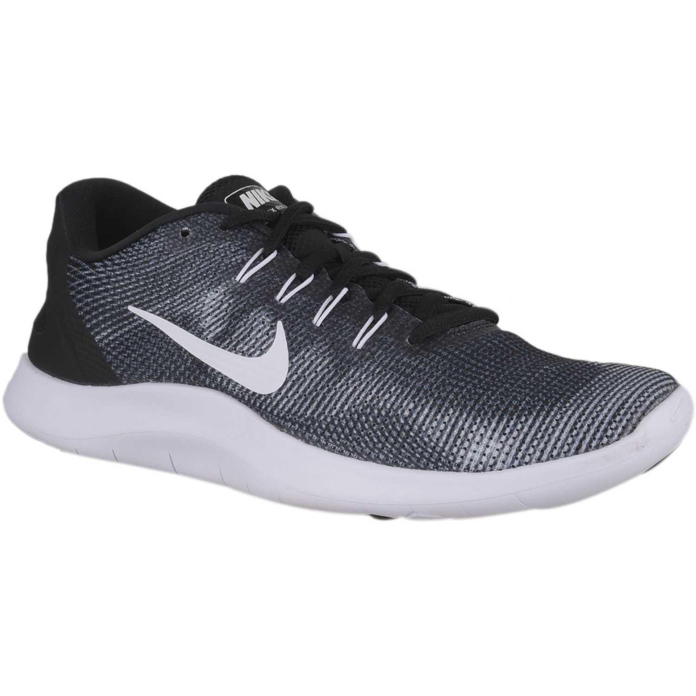 d5ef6064ede Zapatilla de Hombre Nike Negro   plomo nike flex 2018 rn ...