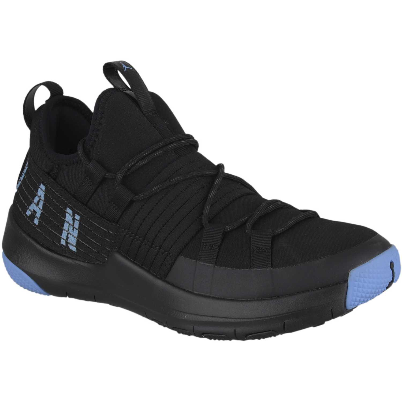 best website 753c6 87107 Zapatilla de Hombre Nike Negro   Celeste jordan trainer pro