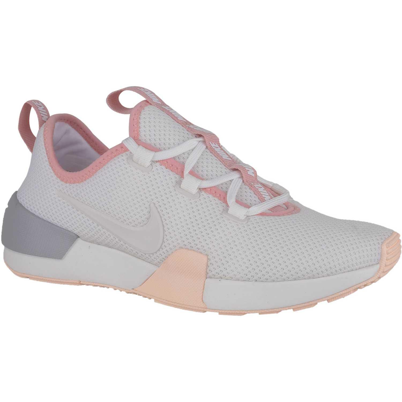 buy popular e7de3 1b4b3 Zapatilla de Mujer Nike Blanco / rosado wmns nike ashin modern ...