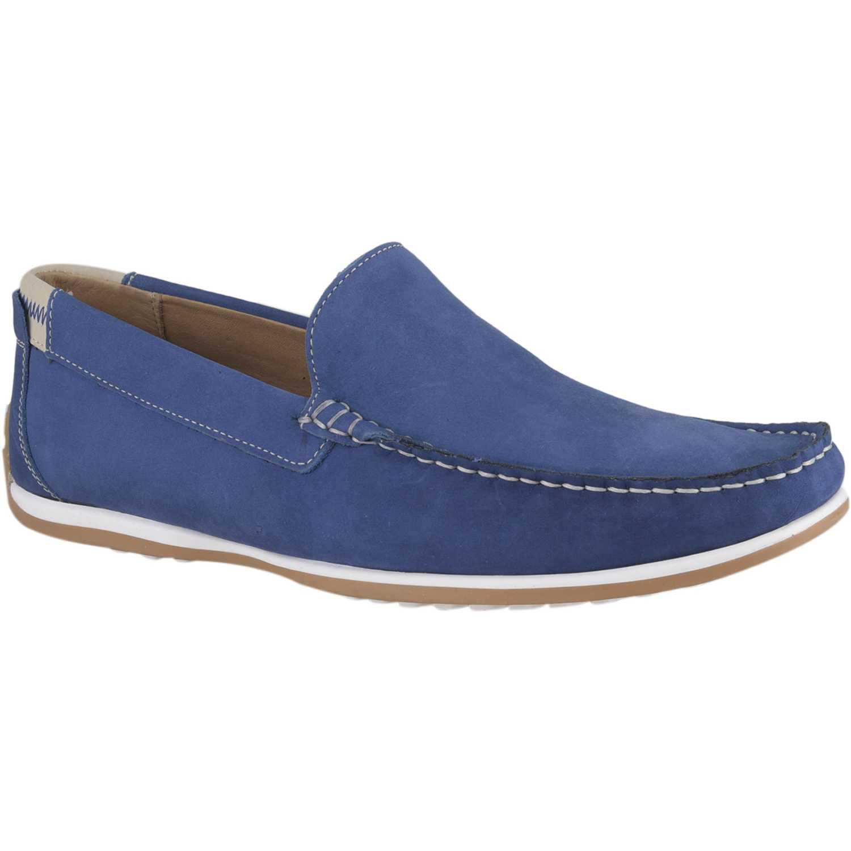 Zapato de Hombre Bata Azul mariner