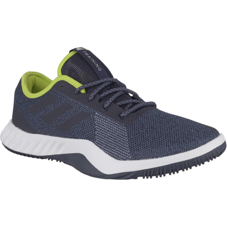 Zapatilla de Hombre Adidas Gris / azul crazytrain lt m