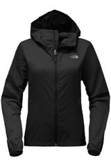 The North Face NEG de Mujer modelo W CYCLONE 2 HOODIE Casacas Casual