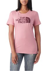 The North Face Lila de Mujer modelo W S/S HALF DOME CREW TEE Casual Polos