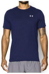 Under Armour Acero / Gris de Hombre modelo UA STREAKER SHORTSLEEVE T Camisetas Deportivo Polos