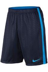 Nike Azul de Hombre modelo M NK ACDMY SHORT JAQ K Deportivo Shorts