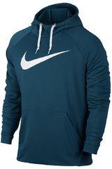 Nike Acero de Hombre modelo M NK DRY HOODIE PO SWOOSH Deportivo Poleras