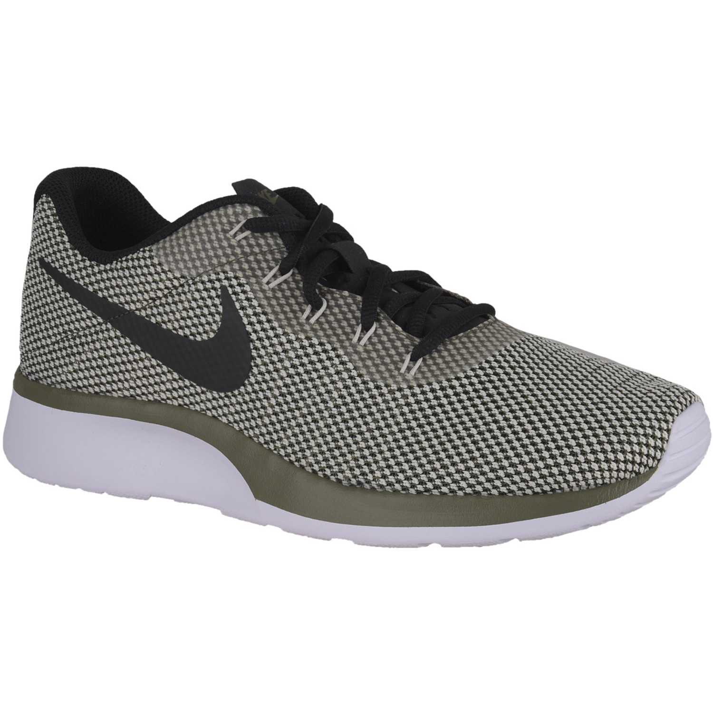 Zapatilla de Hombre Nike Olivo / negro nk tanjun racer