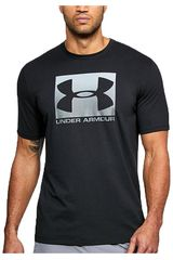 Under Armour NEG de Hombre modelo UA Boxed Sportstyle SS Deportivo Polos
