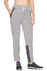 Pantalón de Mujer Under Armour Gris Sportstyle Jogger