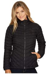 The North Face Negro /Gris de Mujer modelo W THERMOBALL FULL ZIP Casacas Deportivo