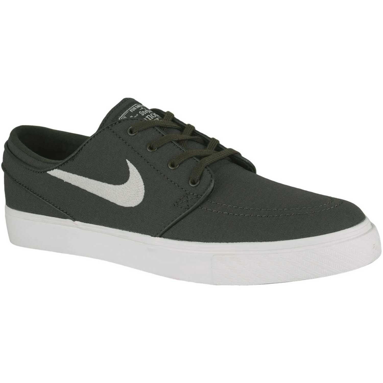 sports shoes e0e5b 25740 Zapatilla de Hombre Nike Olivo zoom stefan janoski cnvs