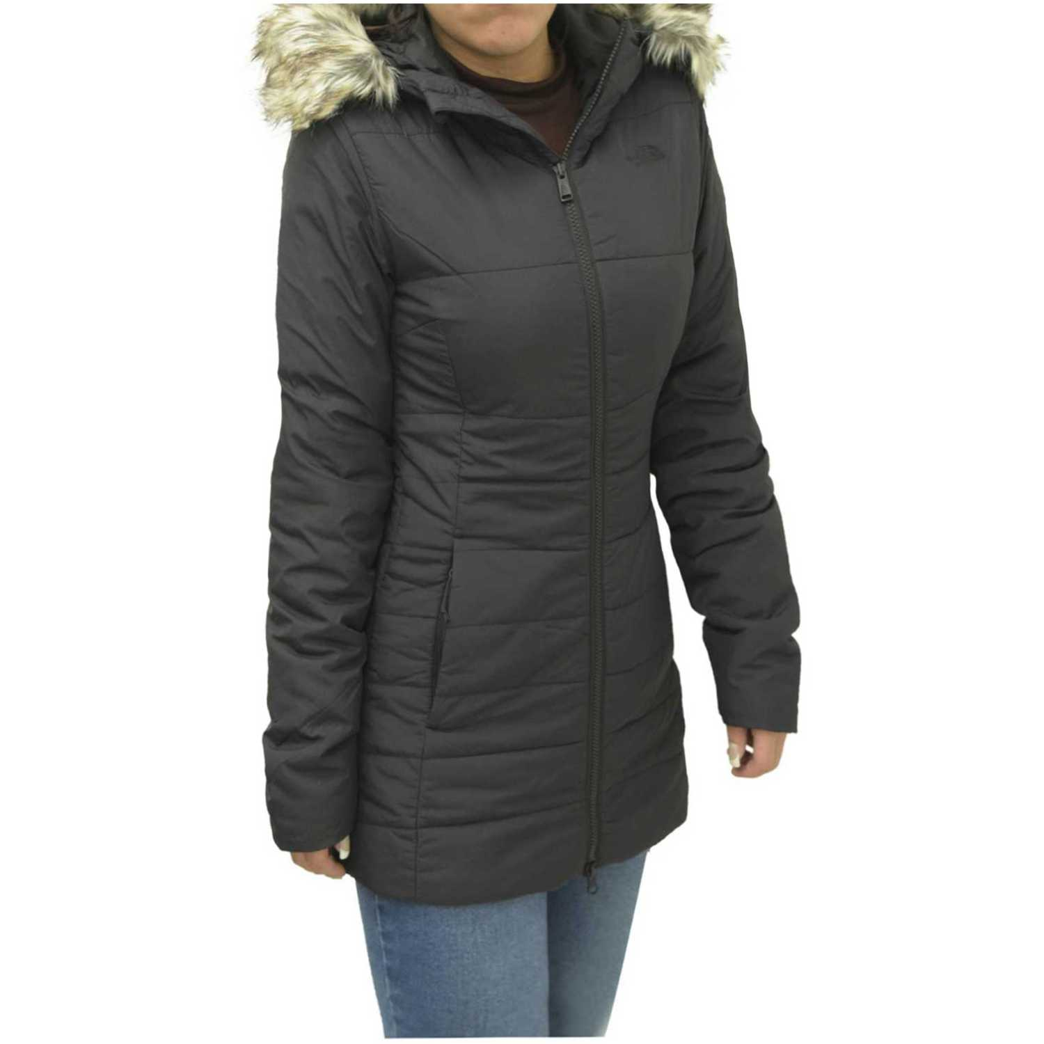 the north face mujer parka
