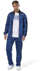 Reebok Azul de Hombre modelo TE TRICOT TRACKSUIT Deportivo Buzos