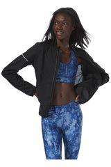 Reebok Negro de Mujer modelo RUN HERO JKT Deportivo Casacas