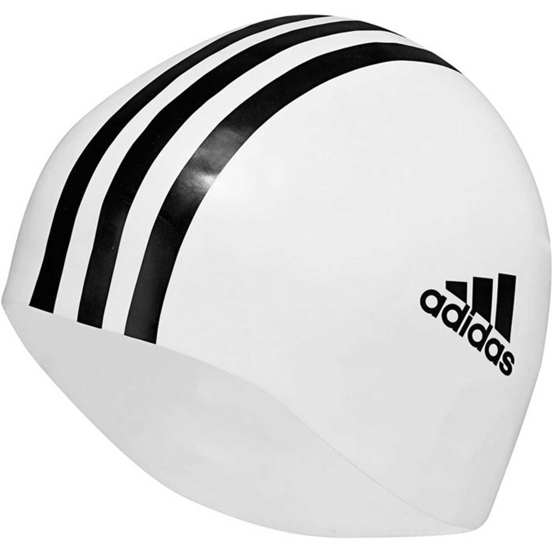 Gorro de Hombre Adidas Blanco sil 3str cp 1pc