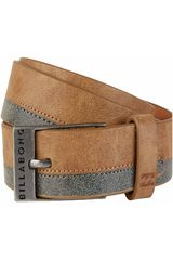 Billabong Tan de Hombre modelo dimension belt Correas