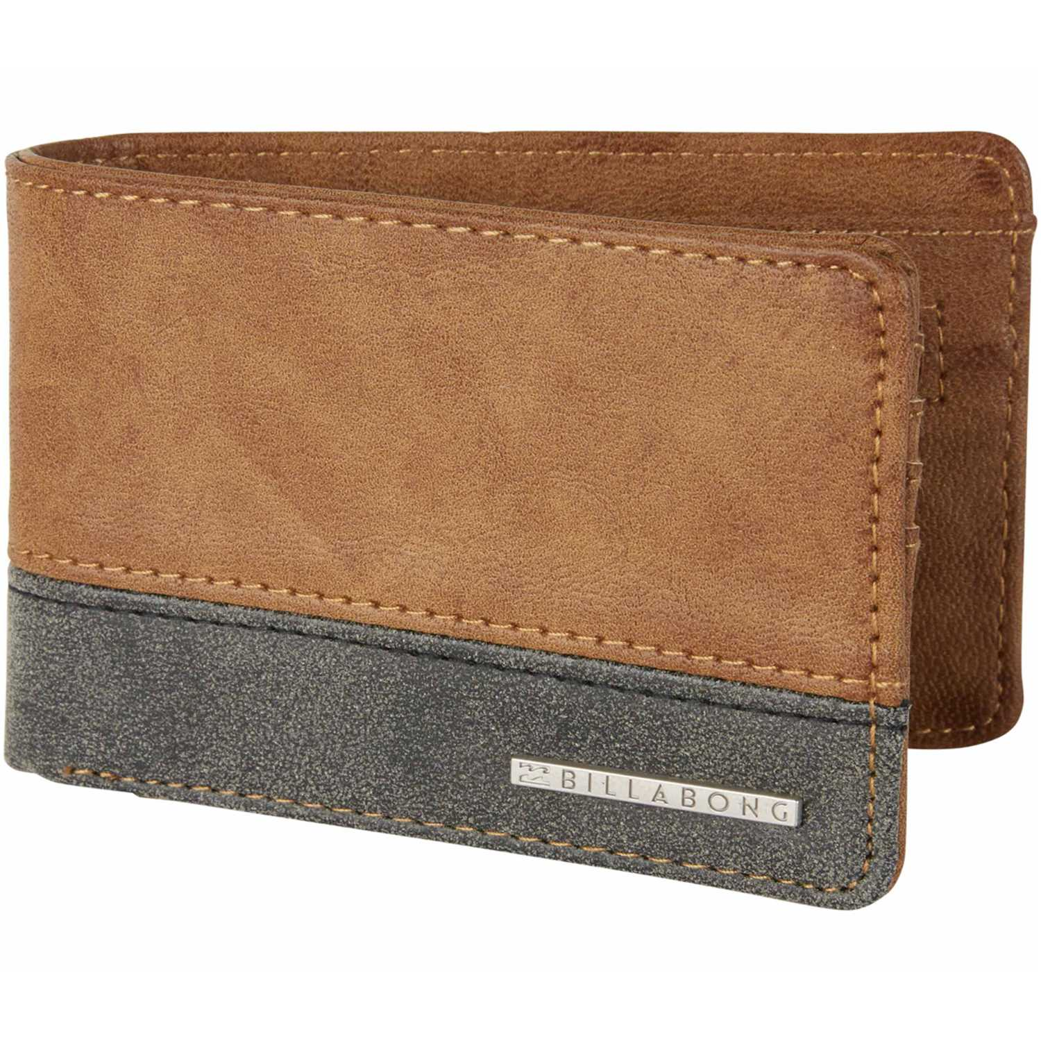 ae6d74eda Billetera de Hombre Billabong Tan dimension wallet | platanitos.com