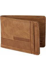 Billetera de Hombre Billabong Tan vacant wallet