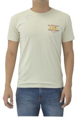 Polo de Hombre Billabong Beige SUPPORT