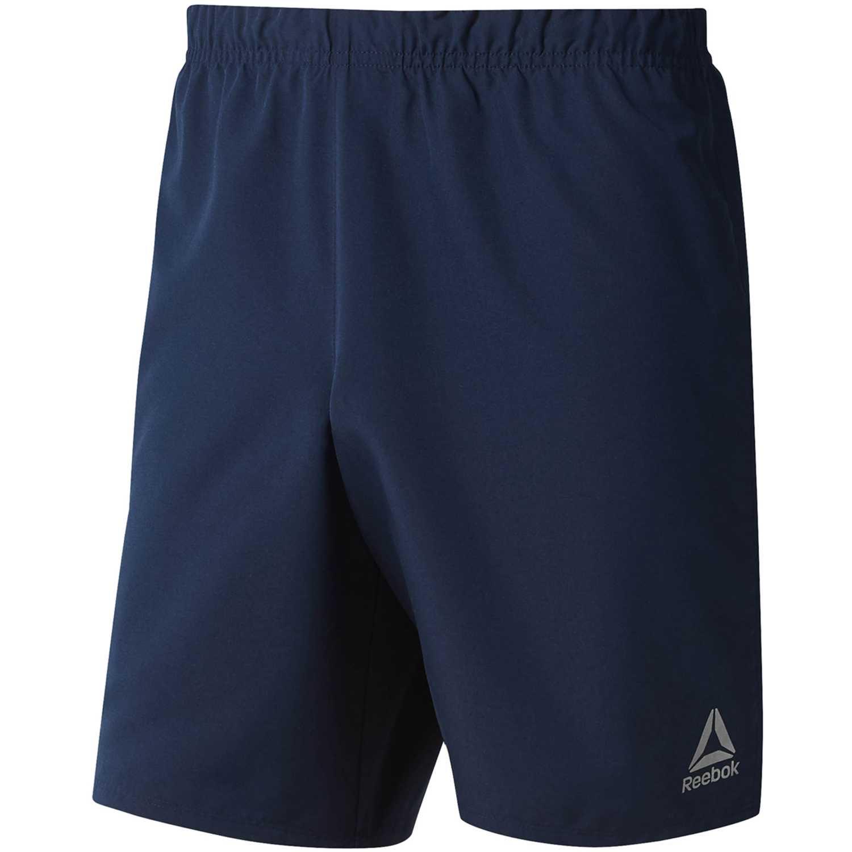 Short de Hombre Reebok Azul 7 inch short