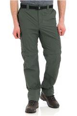Pantalón de Hombre Columbia Verde SILVER RIDGE CONV