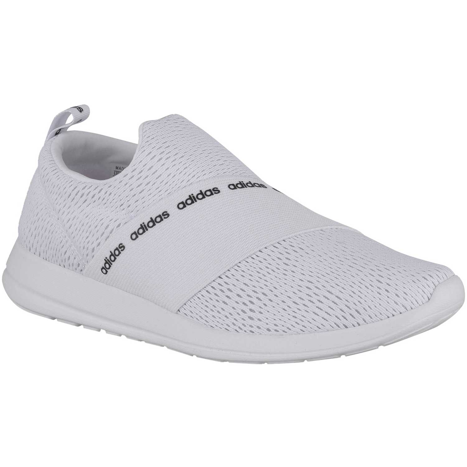 promo code 7cd37 7feaa ... coupon code for zapatilla de mujer adidas neo blanco gris refine adapt  cbe8d b24d2