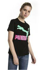 Puma NEG de Mujer modelo Classics Logo Tee Polos Deportivo