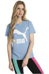 Puma CELES de Mujer modelo Classics Logo Tee Polos Deportivo