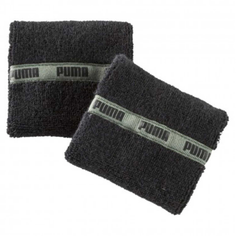 Muñequera de Mujer Puma Negro / blanco tr ess wristbands classic