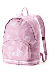 Puma Rosado de Mujer modelo WMN Core Backpack Mochilas
