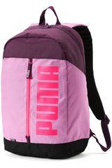 Puma Rosado de Mujer modelo PUMA Pioneer Backpack II Mochilas