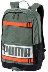 Puma Verde de Hombre modelo PUMA Deck Backpack Mochilas