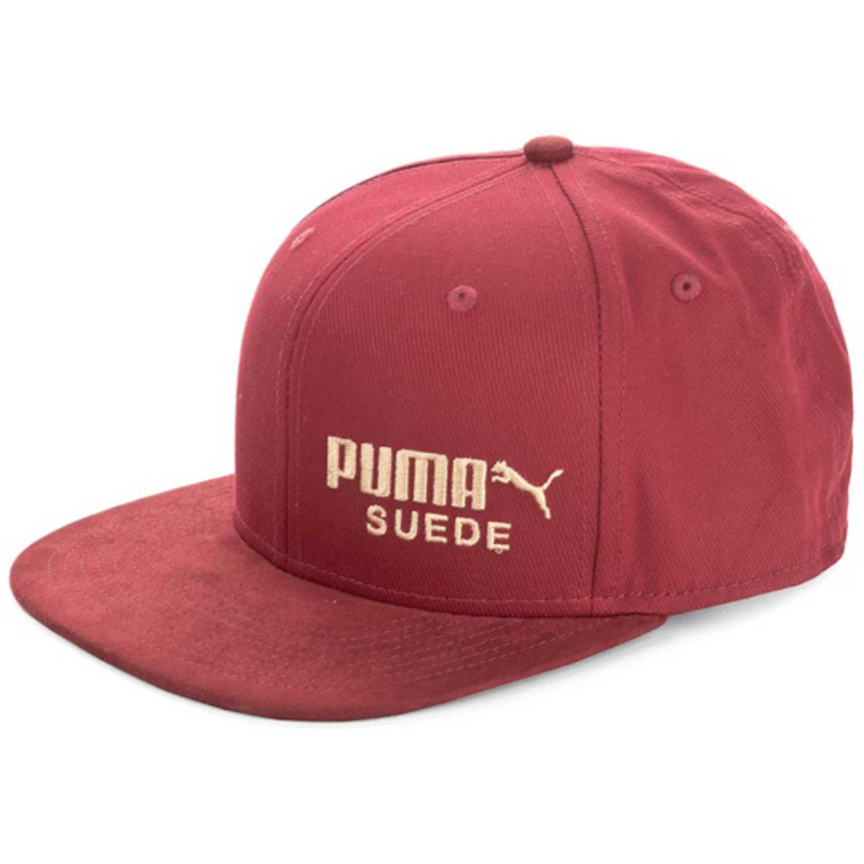 56708a3c894 Gorro de Hombre Puma Vino archive suede cap