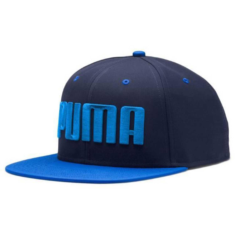 Gorro de Hombre Puma Azul   azulino puma flatbrim cap  ca644249850