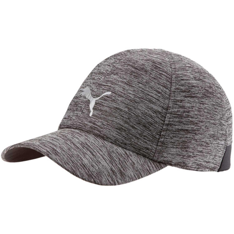 Gorro de Hombre Puma Gris training stretchfit cap