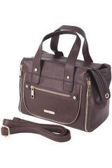 Fashion Bag Café de Mujer modelo VENICE 4 Bolsos Carteras