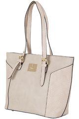 Fashion Bag Beige de Mujer modelo VENICE 11 Bolsos Carteras
