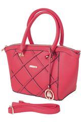 Fashion Bag Rojo de Mujer modelo VENICE 12 Bolsos Carteras