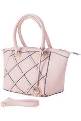 Fashion Bag Rosado de Mujer modelo VENICE 12 Bolsos Carteras