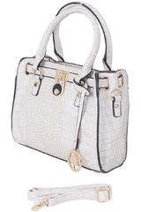 Fashion Bag Gris de Mujer modelo VENICE 13 Bolsos Carteras