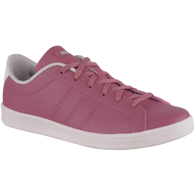 8745fcb6 Zapatilla de Mujer Adidas Rosado advantage clean qt | platanitos.com