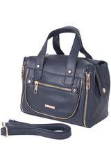 Fashion Bag Azul de Mujer modelo VENICE 4 Bolsos Carteras